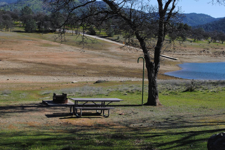 Acorn Campground Site 23 campSlip