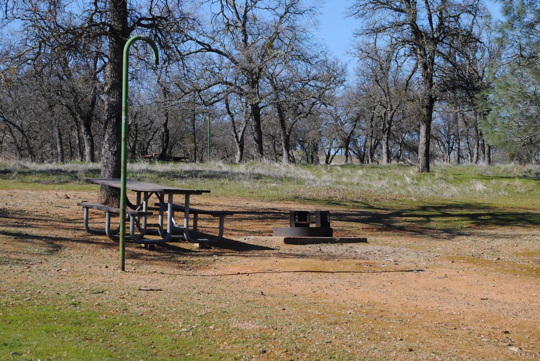 Acorn Campground Site 24 campPull through