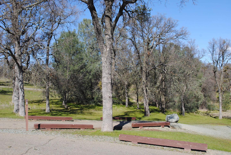 Acorn Campground Site 28Slip