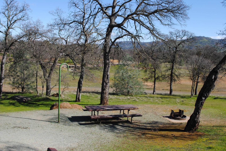 Acorn Campground Site 28 campSlip