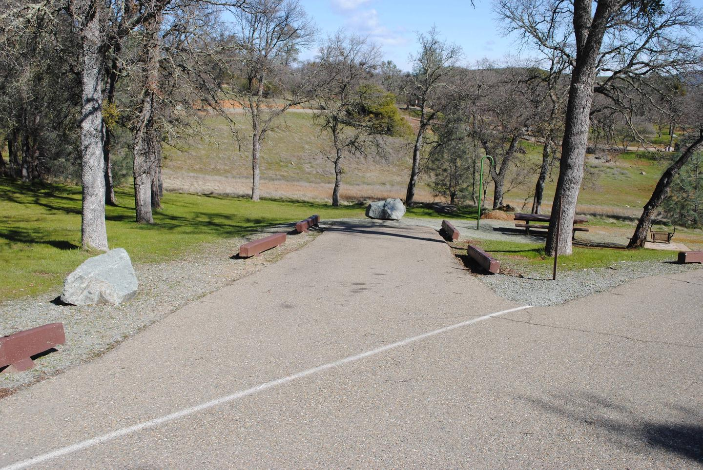 Acorn Campground Site 28 parkingSlip