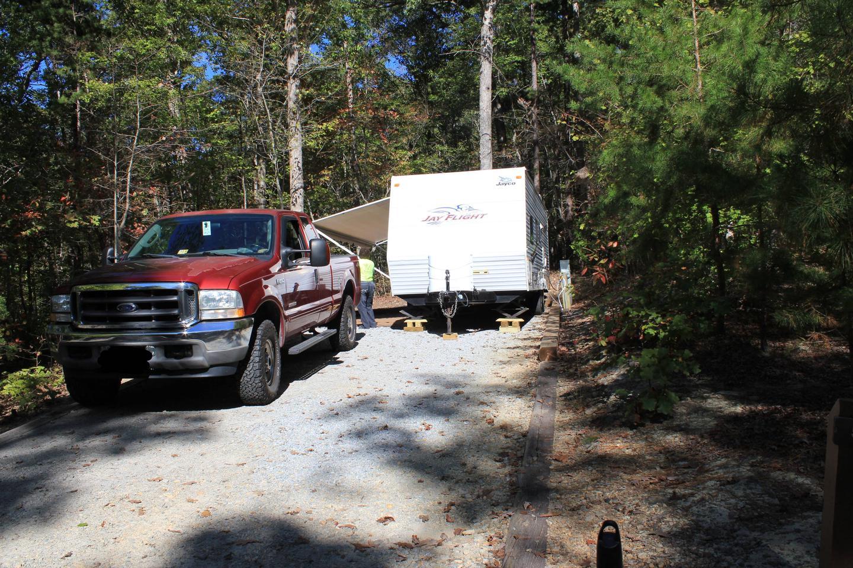 Longwood CampgroundCampsite #52