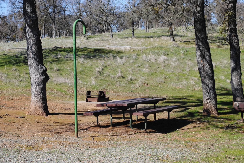 Acorn Campground Site 30 campPull through
