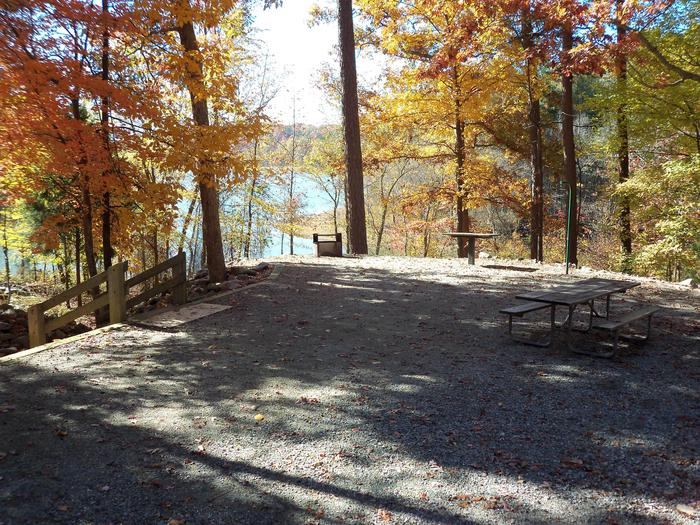 Longwood CampgroundCampsite #57