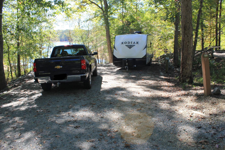 Longwood CampgroundCampsite #58