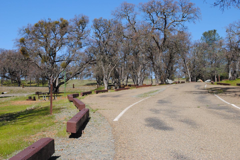Acorn Campground Site 32Pull through