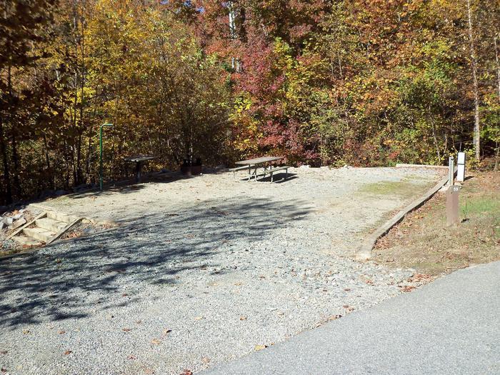Longwood CampgroundCampsite #59
