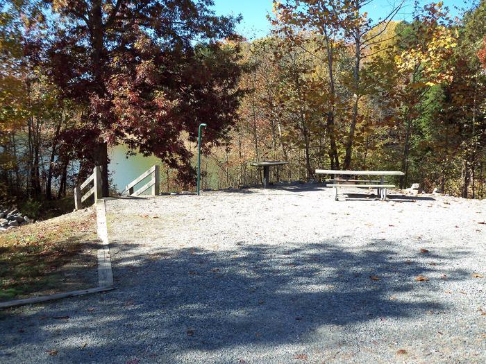 Longwood CampgroundCampsite #60