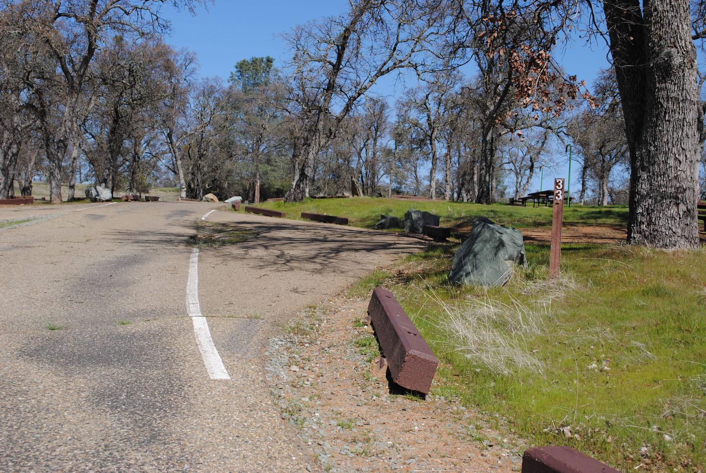 Acorn Campground Site 33Pull through