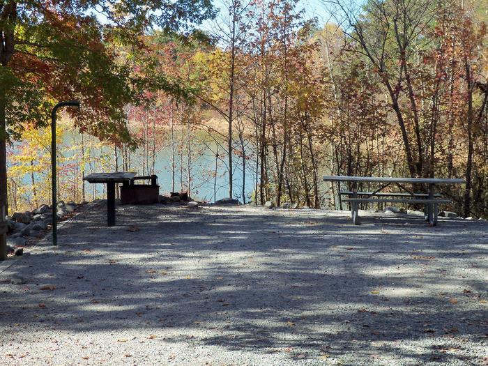 Longwood CampgroundCampsite #61