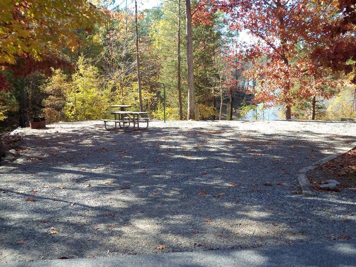 Longwood CampgroundCampsite #62