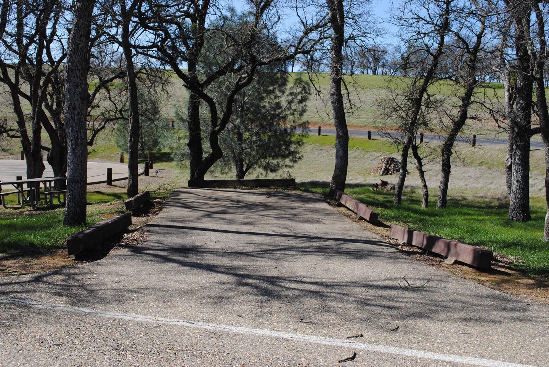 Acorn Campground Site 35 parkingSlip