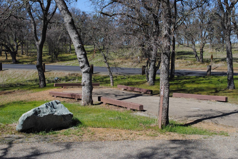 Acorn Campground Site 36Slip