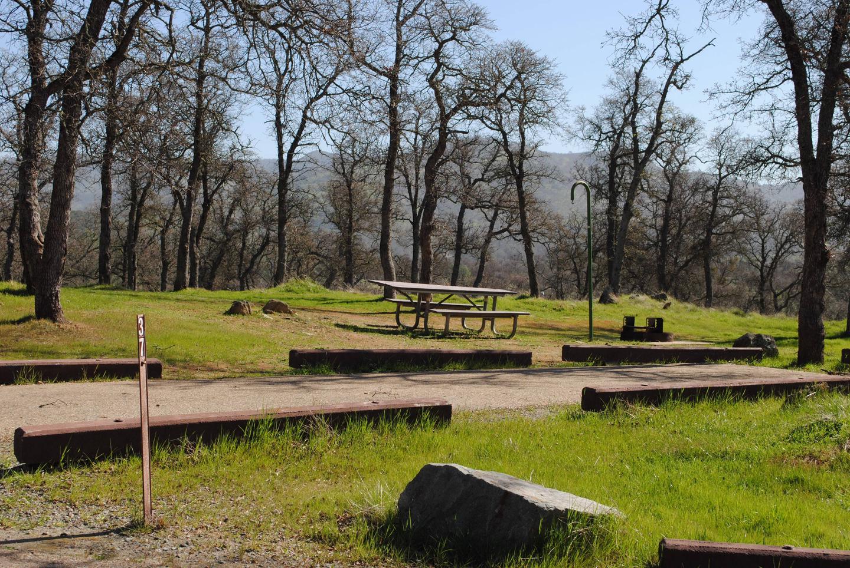 Acorn Campground Site 37Slip