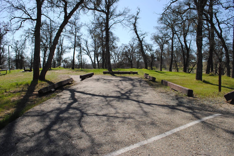 Acorn Campground Site 38 parkingSlip