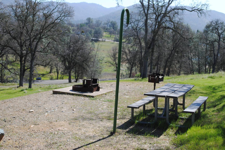 Acorn Campground Site 39 campPull through