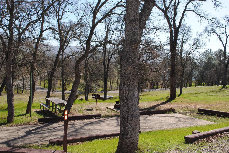 Acorn Campground Site 40Slip