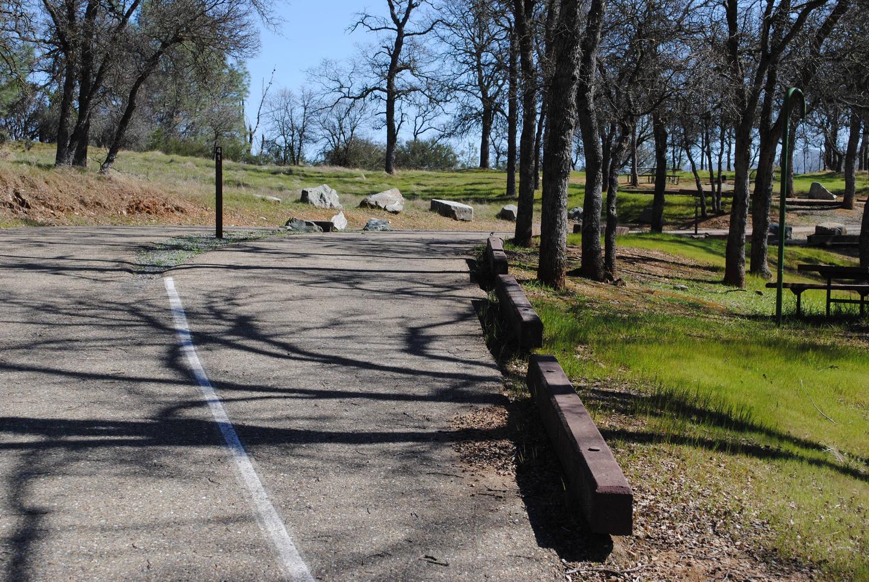 Acorn Campground Site 41Pull through