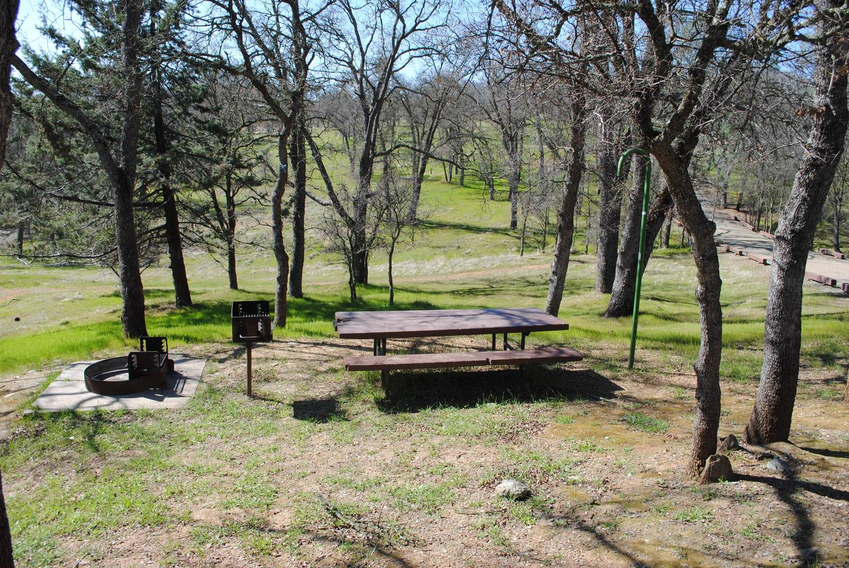 Acorn Campground Site 41 campPull through