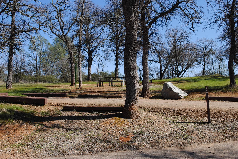 Acorn Campground Site 43Slip