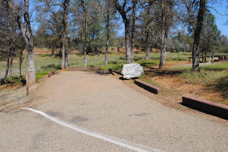 Acorn Campground Site 43 parkingSlip