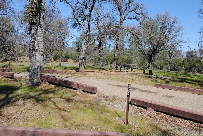 Acorn Campground Site 44Slip