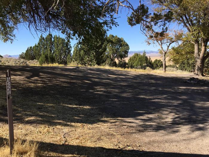 Simpson Springs campsite 001