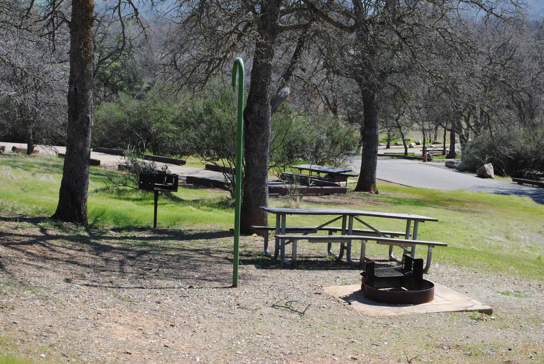 Acorn Campground Site 45 campPull through