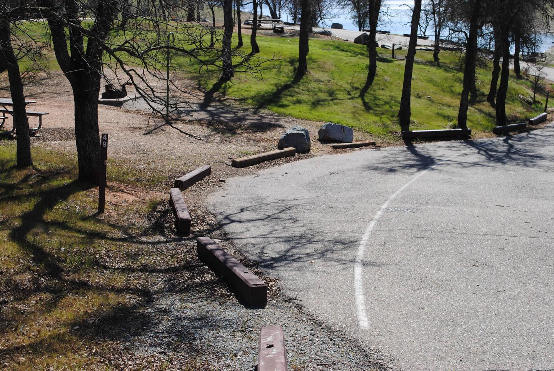Acorn Campground Site 49Pull through