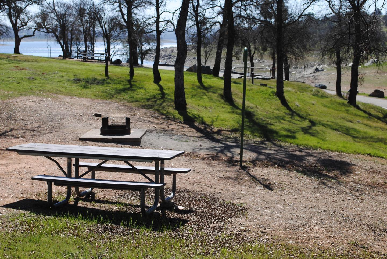 Acorn Campground Site 49 campPull through