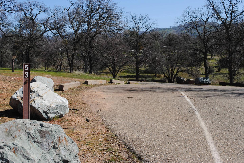 Acorn Campground Site 53Pull through