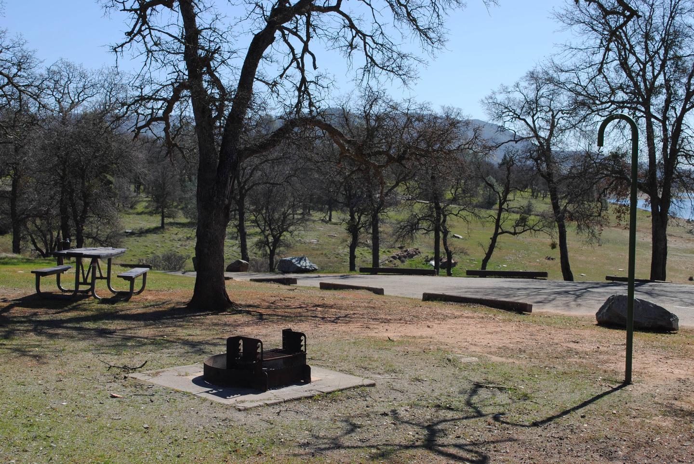 Acorn Campground Site 53 campPull through