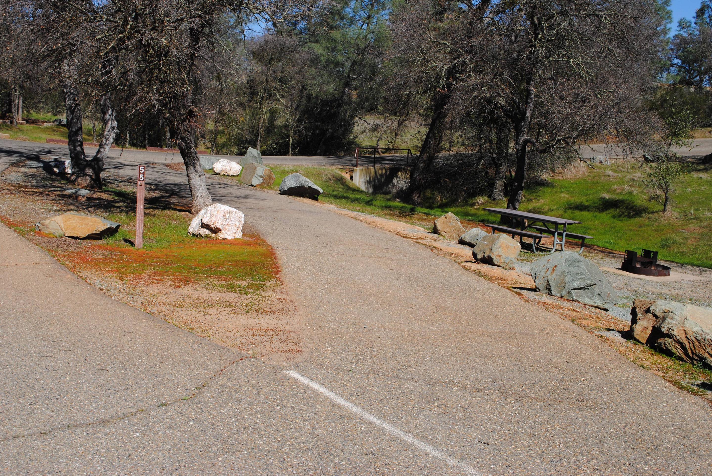 Acorn Campground Site 55Pull through