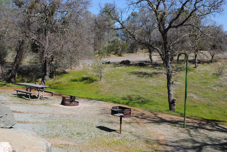 Acorn Campground Site 55 campPull through