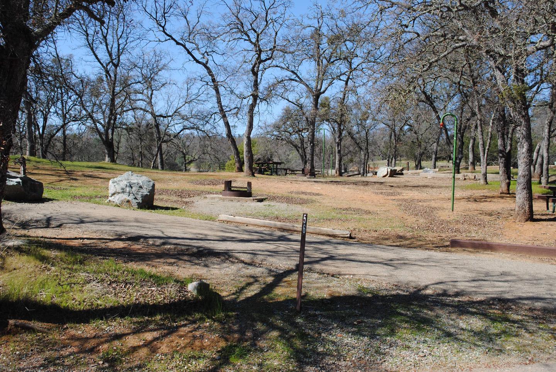 Acorn Campground Site 56Pull through