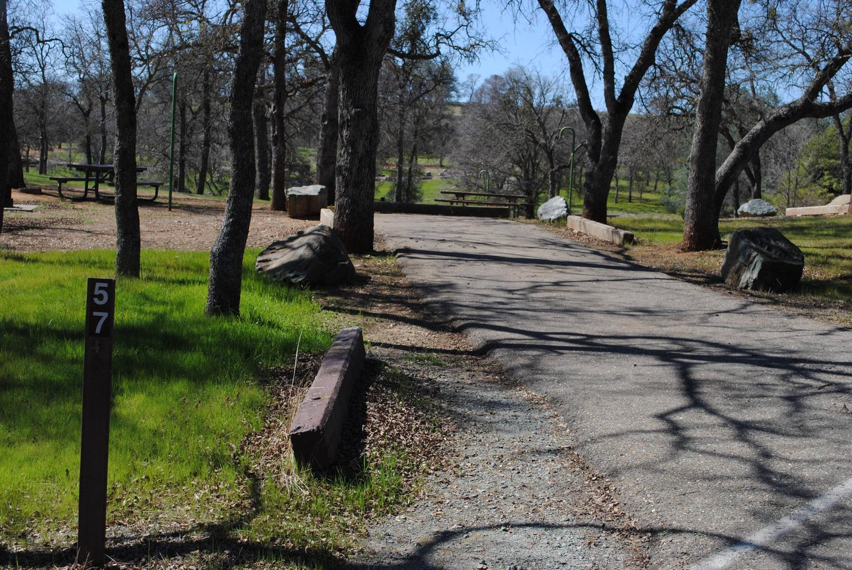 Acorn Campground Site 57Slip