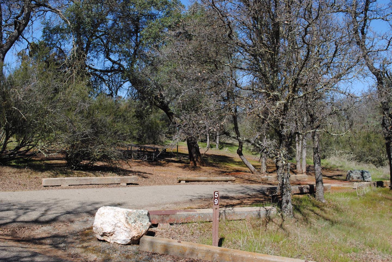 Acorn Campground Site 59 Slip