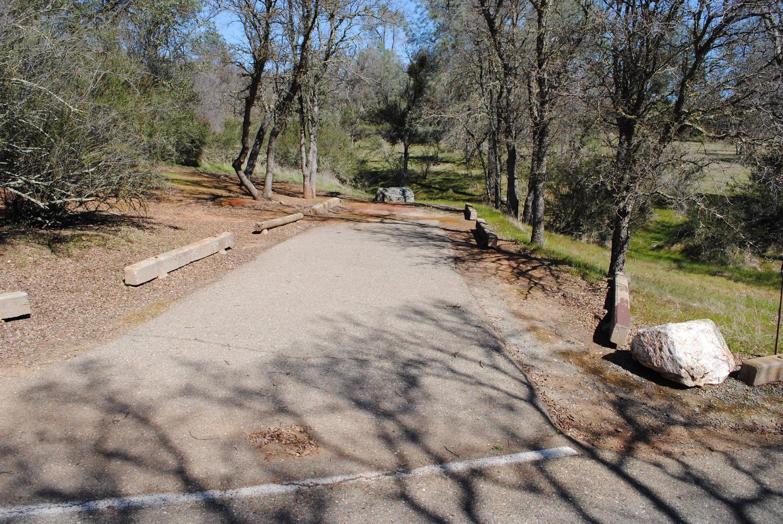 Acorn Campground Site 59 parking slip