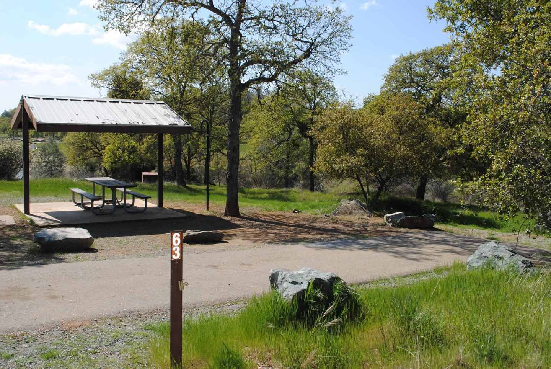 Acorn Campground Site 63Slip