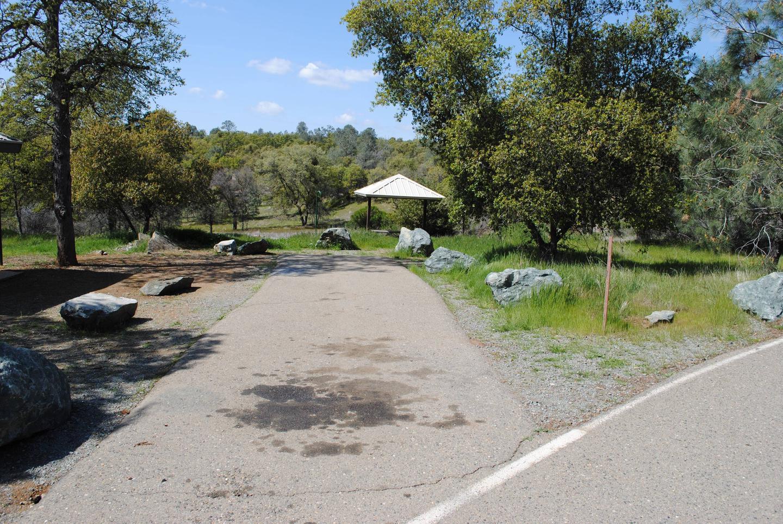Acorn Campground Site 63 parking Slip
