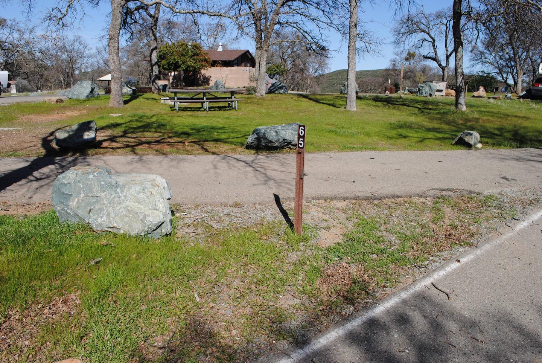 Acorn Campground Site 65Slip