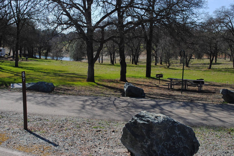 Acorn Campground Site 67Slip