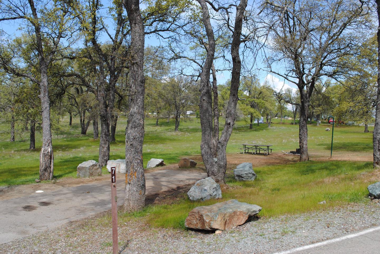 Acorn Campground Site 71Slip