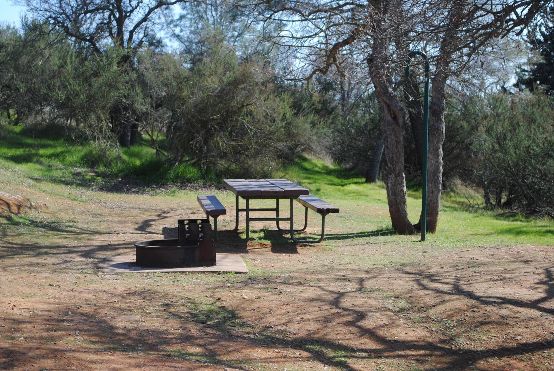 Acorn Campground Site 75 campPull through