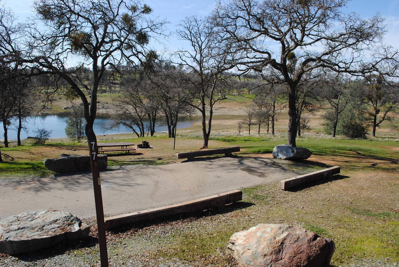 Acorn Campground Site 77Slip