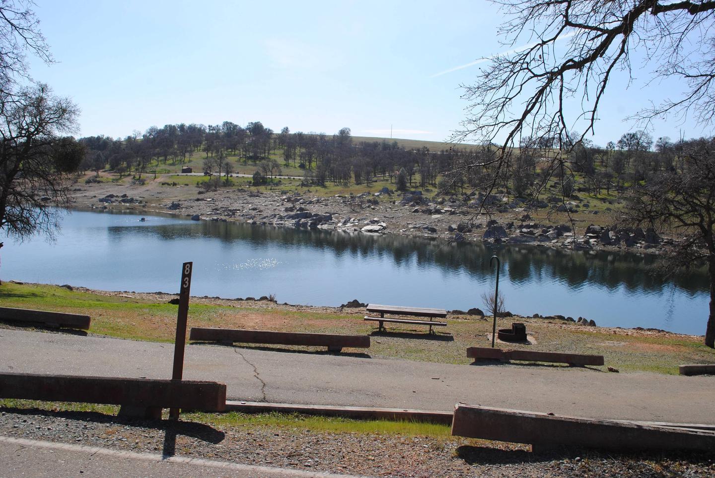 Acorn Campground Site 83Slip