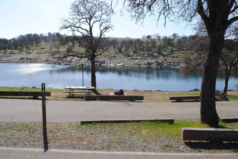 Acorn Campground Site 84Slip