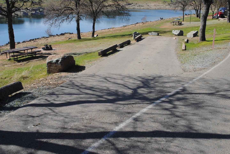 Acorn Campground Site 84 parkingSlip
