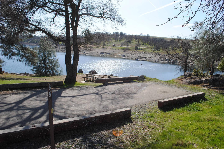 Acorn Campground Site 85 Slip