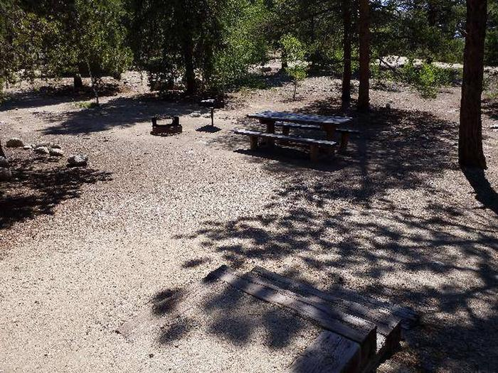 Lakeview Campground, site C6